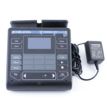 TC Helicon Voicelive Touch 2 Vocal Effects Processor & Power Supply P-08040