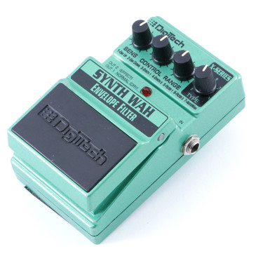 Digitech Synth Wah Envelope Filter Guitar Effects Pedal P-08030
