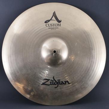 "Zildjian 20"" A Custom Medium Ride Cymbal 2612g"