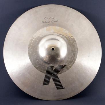 "Zildjian 18"" K Custom Hybrid Crash Cymbal 1426g"