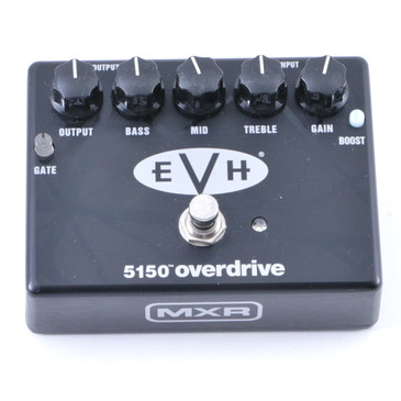 MXR 5150 Overdrive Guitar Effects Pedal **SEE KNOWN ISSUES**