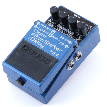 Boss PS-3 Digital Pitch Shifter / Delay Guitar Effects Pedal P-08044