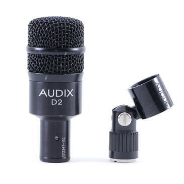 Audix D2 Dynamic Hypercardioid Microphone MC-3524