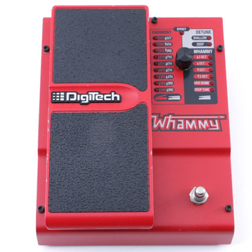 Digitech Whammy IV Pitch Shifter Guitar Effects Pedal P-08058