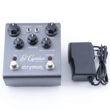 Strymon El Capistan Echo Guitar Effects Pedal P-08052