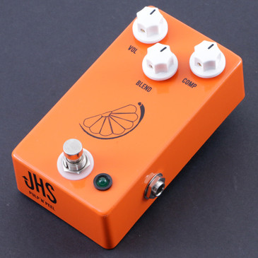 JHS Pulp N Peel Compression Guitar Effects Pedal P-08063