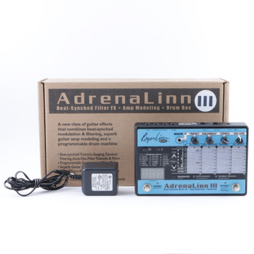 Roger Linn Adrenalinn III  Guitar Effects Pedal P-08066