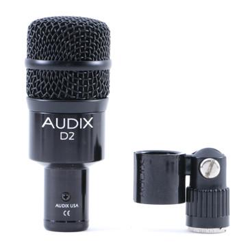 Audix D2 Dynamic Hypercardioid Microphone MC-3525