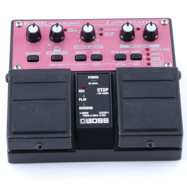 Boss RC-20XL Loop Station Guitar Effects Pedal P-08050