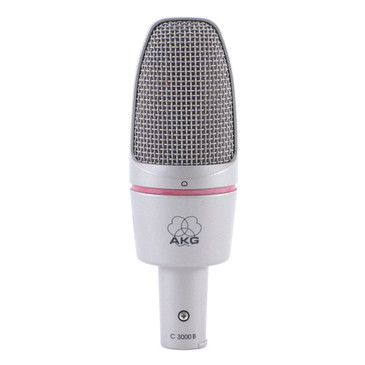 AKG C 3000 B Condenser Cardioid Microphone MC-3532