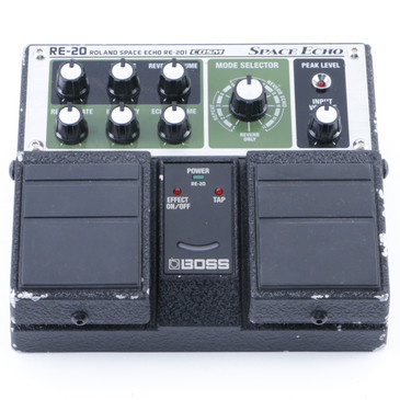 Boss RE-20 Space Echo Guitar Effects Pedal P-08072