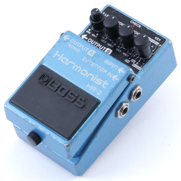 Boss HR-2 Harmonist Pitch Shifter Guitar Effects Pedal P-08068