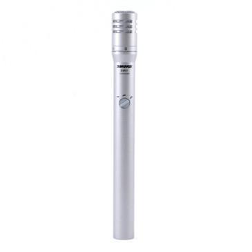Shure SM81 Condenser Cardioid Microphone MC-3542