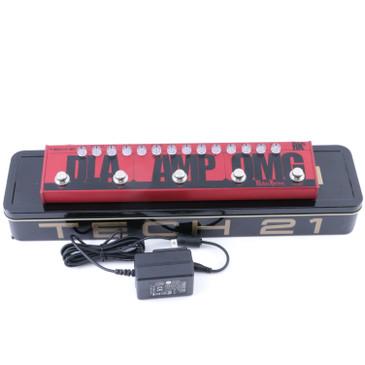 Tech 21 RK5 Richie Kotzen Guitar Multi-Effects Pedal & Power Supply P-08107