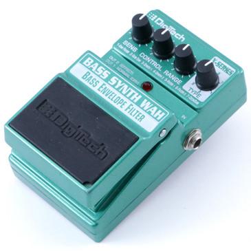 Digitech Bass Synth Wah Bass Guitar Effects Pedal P-08099