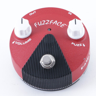 Dunlop FFM6 Band Of Gypsys Fuzz Face Fuzz Guitar Effects Pedal P-08170