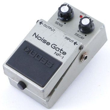 1985 Boss  NF-1 Noise Gate Guitar Effects Pedal P-08155
