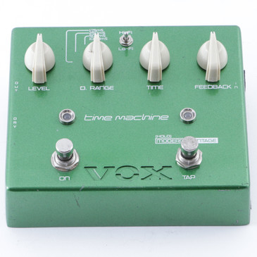 Vox Joe Satriani Time Machine Delay Guitar Effects Pedal P-08178