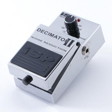 iSP Decimator II Noise Gate Guitar Effects Pedal P-08284