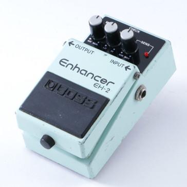 Boss EH-2 Enhancer Dynamic Enhancer Guitar Effects Pedal P-08271