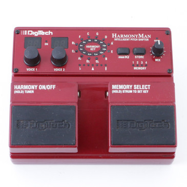 Digitech HarmonyMan Pitch Shifter Guitar Effects Pedal *No Power Supply* P-08319