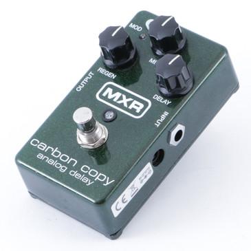MXR Carbon Copy M169 Delay Guitar Effects Pedal P-08307