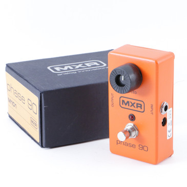 MXR Phase 90 M101 Phaser Guitar Effects Pedal P-08309
