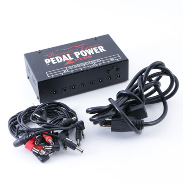 Voodoo Lab Pedal Power 2 Plus Guitar Effects Power Supply P-08341