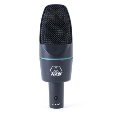 AKG C3000 Condenser Cardioid Microphone MC-3632