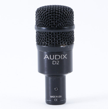 Audix D2 Dynamic Hypercardioid Microphone MC-3626