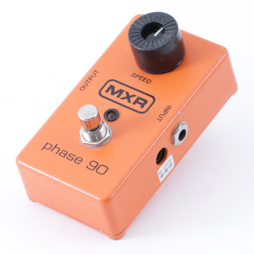 MXR Phase 90 M101 Phaser Guitar Effects Pedal P-08332