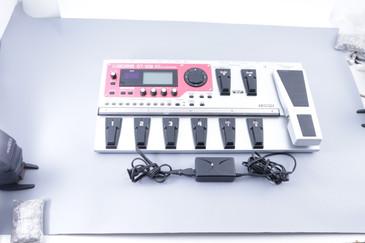 Boss GT-10B Bass Multi-Effects Pedal & Power Supply P-08350