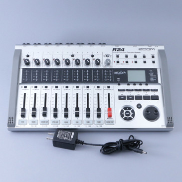 Zoom R24 Recorder: Interface  Recording Mixer w/ PSA P-08383