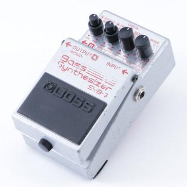 Boss SYB-3 Bass Synthesizer Bass Guitar Effects Pedal P-08360