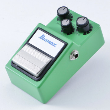 Ibanez TS9 Tube Screamer (JRC Chip) Overdrive Guitar Effects Pedal P-08369