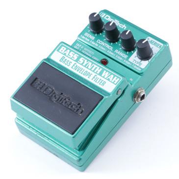 Digitech Bass Synth Wah Bass Effects Pedal P-08363