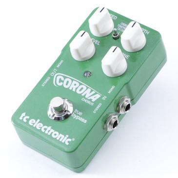 TC Electronic Corona Chorus Guitar Effects Pedal P-08371