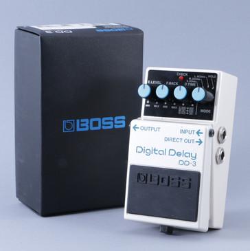 Boss DD-3 Digital Delay Guitar Effects Pedal w/ Box P-08353