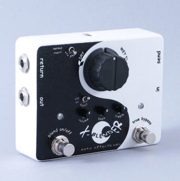 Xotic Effects X-Blender Signal Blender Guitar Effects Pedal P-08373