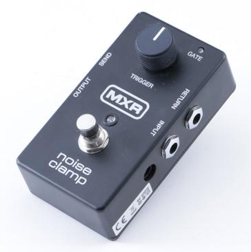 MXR M195 Noise Clamp Noise Gate Guitar Effects Pedal P-08370
