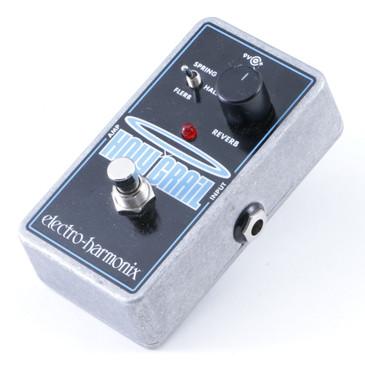 Electro-Harmonix Nano Holy Grail Reverb Guitar Effects Pedal P-08364