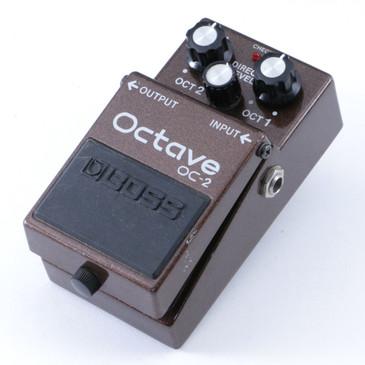 1994 Boss OC-2 Octave Guitar Effects Pedal P-08361