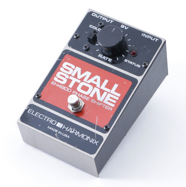 Electro-Harmonix EH4800 Small Stone Phaser Guitar Effects Pedal P-08430