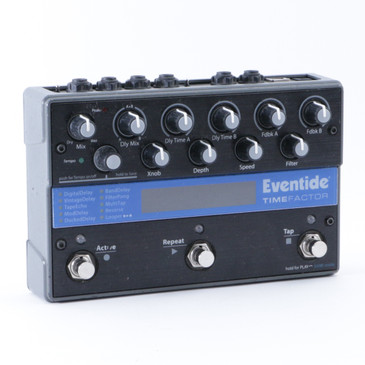 Eventide TimeFactor Guitar Effects Pedal P-08433