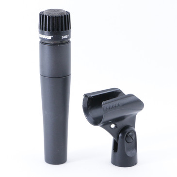 Shure SM57 Dynamic Cardioid Microphone MC-3657