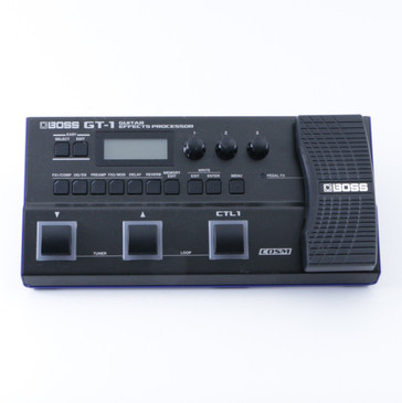 Boss GT-1 Guitar Multi-Effects Pedal P-08486