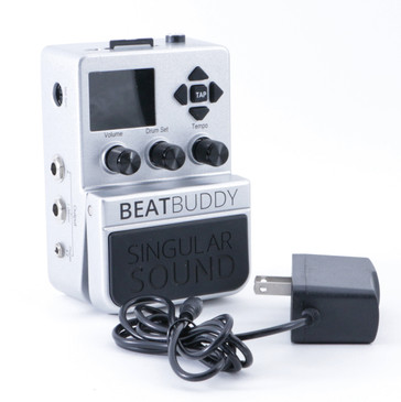 Singular Sound Beat Buddy Drum Looper Effects Pedal & Power Supply P-08481