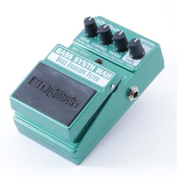 Digitech Bass Synth Wah Guitar Effects Pedal P-08469