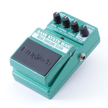 Digitech Bass Synth Wah Guitar Effects Pedal P-08488