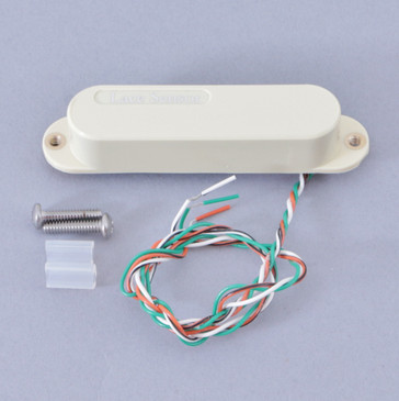 Open Box Lace Sensor Silver RW Single Coil Middle Guitar Pickup Cream Cover